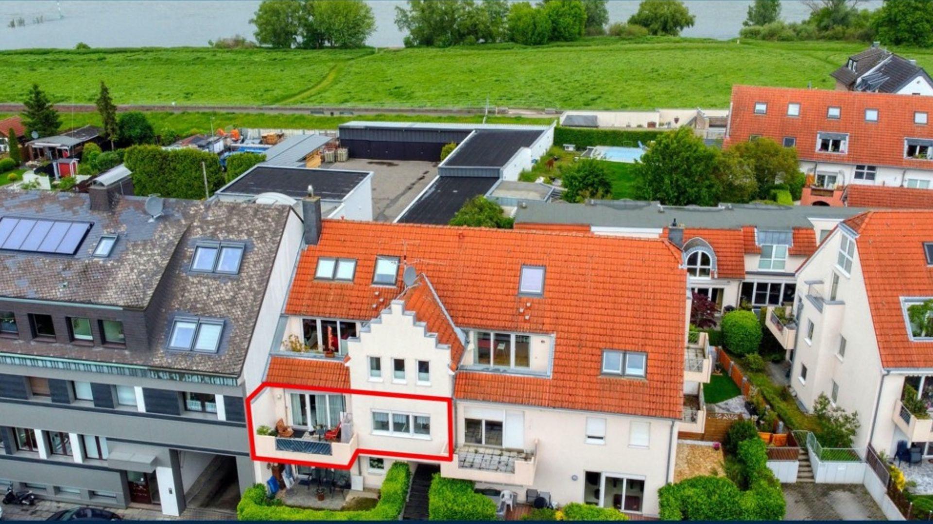 Direkt am Rhein - Attraktive Kapitalanlage im Kölner Norden