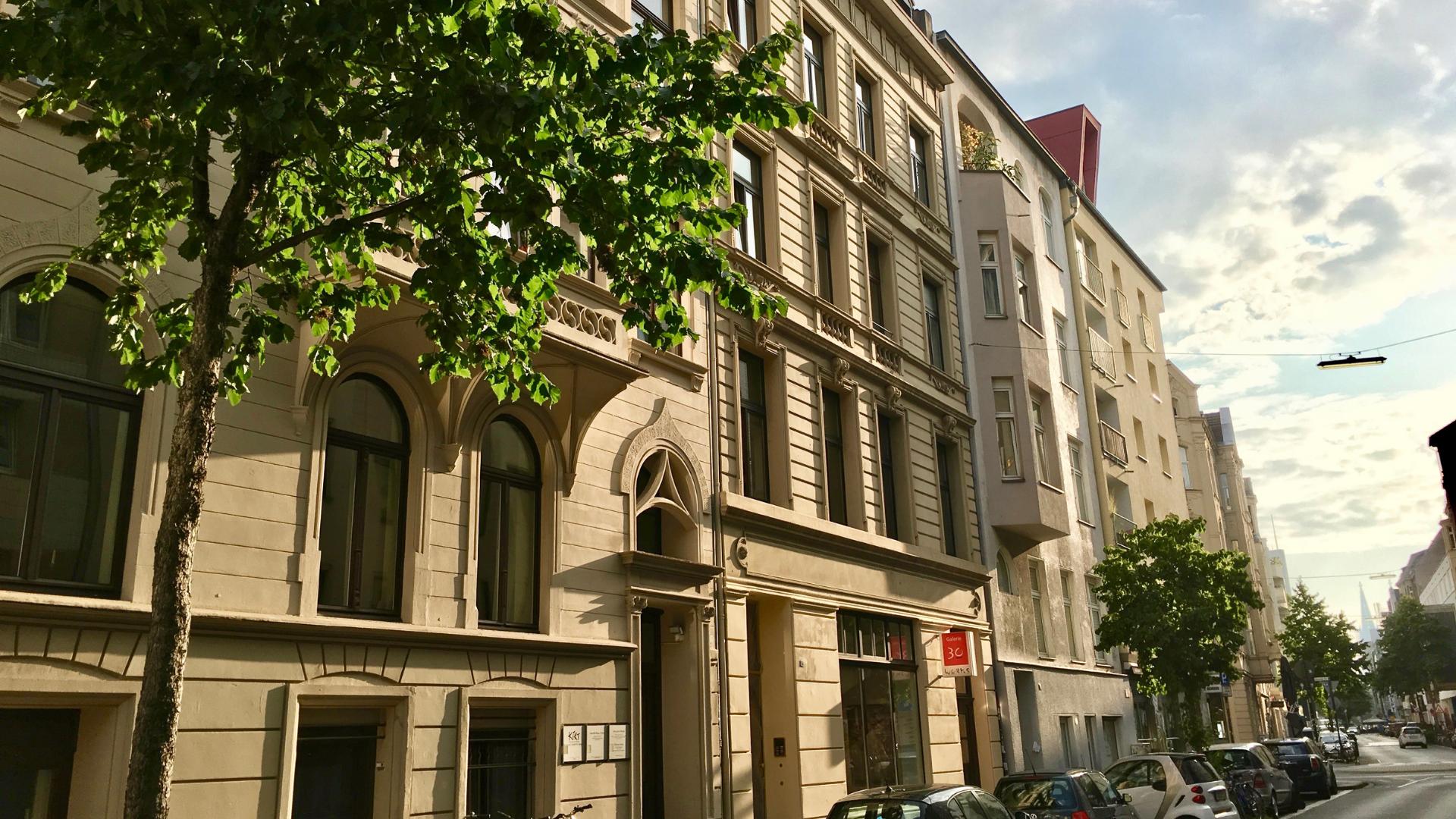 Im Herzen des Belgischen Viertels - Vollvermietetes Wohn- und Geschäftshaus in 1A-Lage