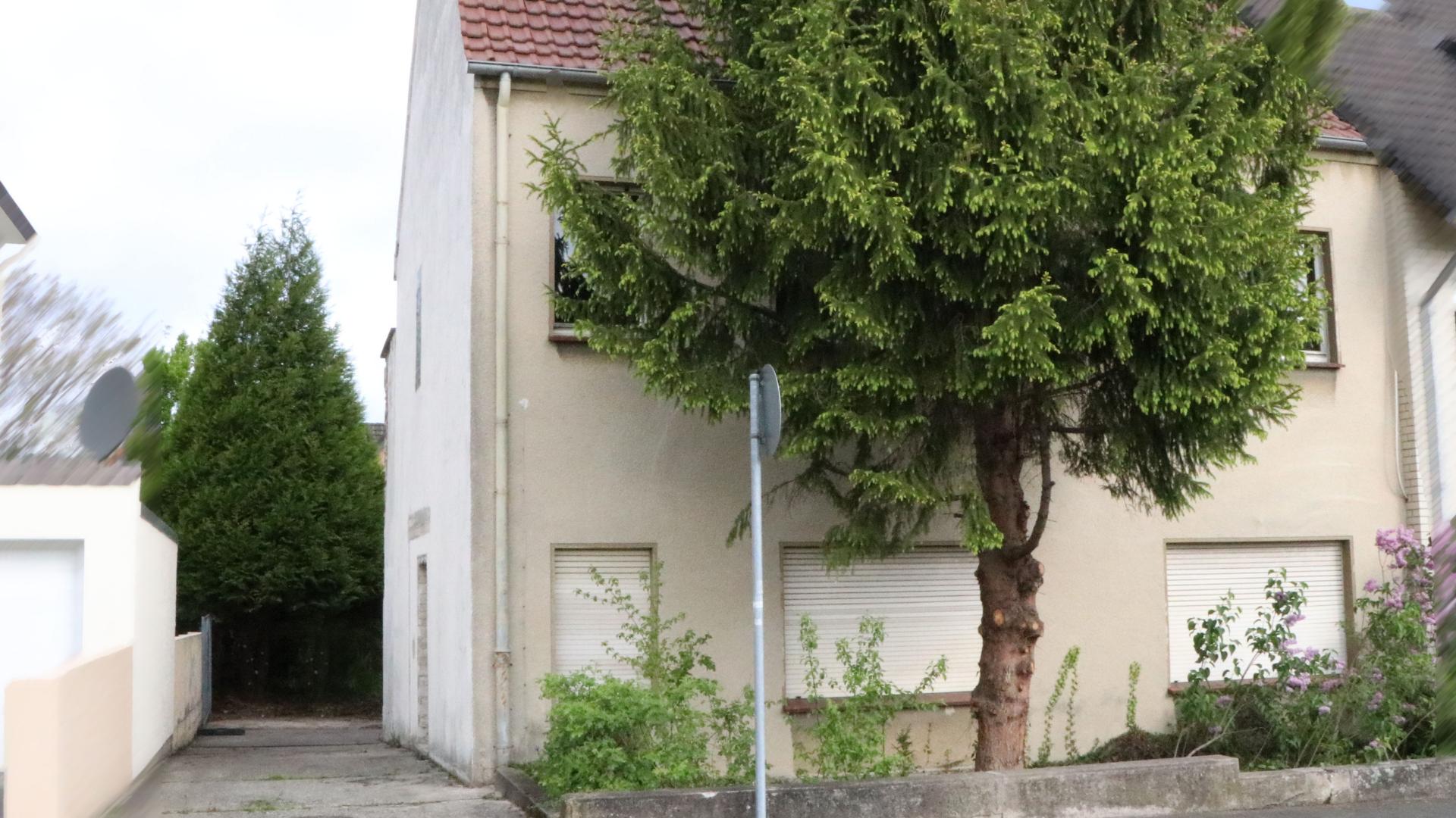 Jede Menge Potenzial - Doppelhaushälfte in zentraler Lage von Paderborn